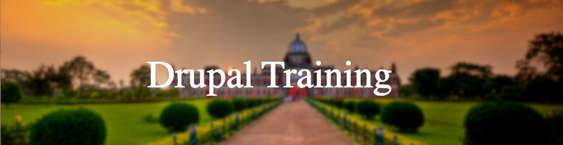 Drupal in a day training Bangalore, 16 December 2017